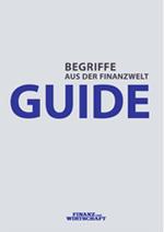 Buch Cover Guide - Begriffe aus der Finanzwelt