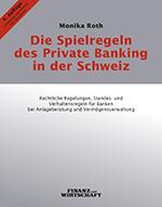 Buch Cover Die Spielregeln des Private Banking in der Schweiz