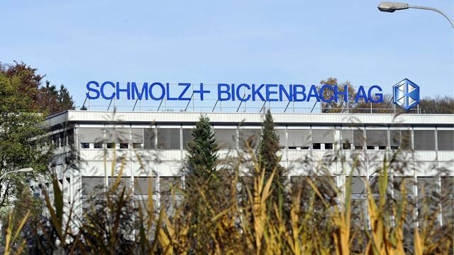 Schmolz + Bickenbach hält an der Prognose für das Gesamtjahr fest.