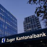 Zuger Kantonalbank in der Flaute