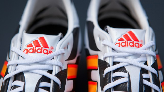 Die Erwartungen zur Steigerung des Umsatzes von Adidas wurden stark gedämpft.