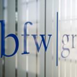 BFW steigert Gewinn im ersten Semester