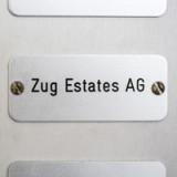 Zug Estates dank Liegenschaften mit Zuwachs