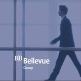 Bellevue-Bank mit Charme