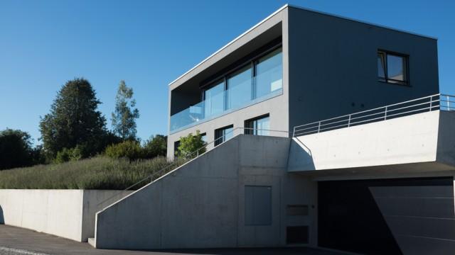 Die Stagnation der Eigenheimpreise (im Bild ein Haus in Beinwil) gegenüber dem Vorquartal sei ein k
