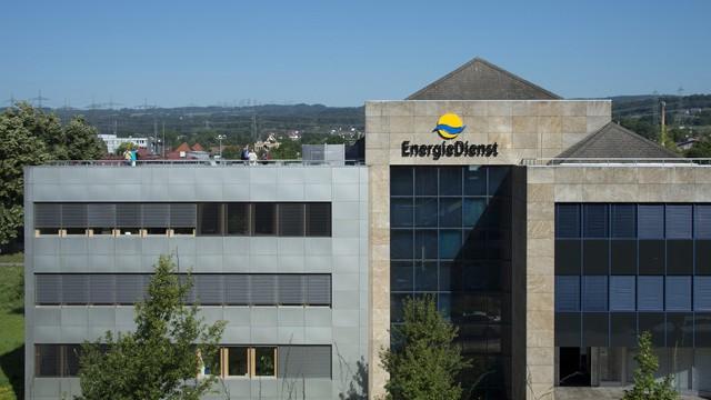 Tiefe Grosshandelspreise und höhere staatliche Abgaben drücken bei Energiedienst auf das Betriebse