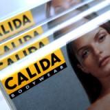 Calida mit gedämpftem Ausblick