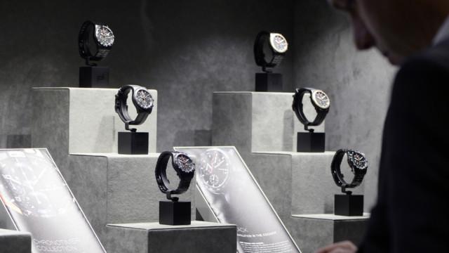 Die Uhrenbranche ist im Mai auf die Wachstumsspur zurückgekehrt.