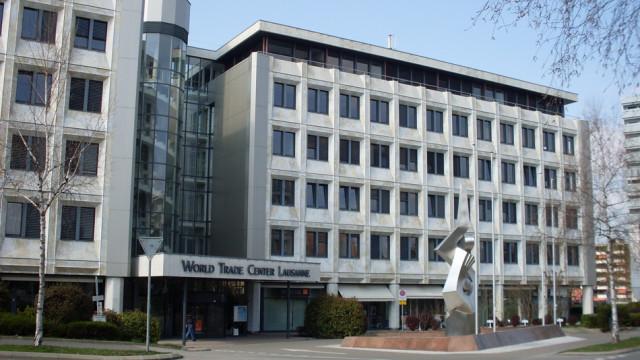 Mit der Akquisition des Bürokomplexes World Trade Center Lausanne verstärkt Intershop den Anteil d