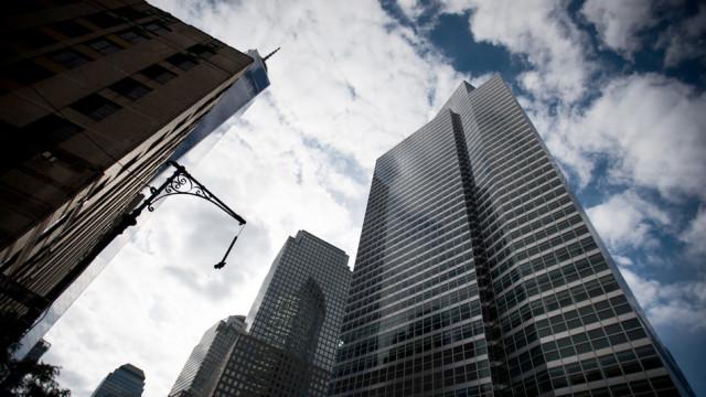 Goldman Sachs besteht den Stresstest des Federal Reserve ohne Probleme: Der Hauptsitz der Bank in Ne