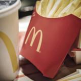 McDonald's setzt erneut weniger um