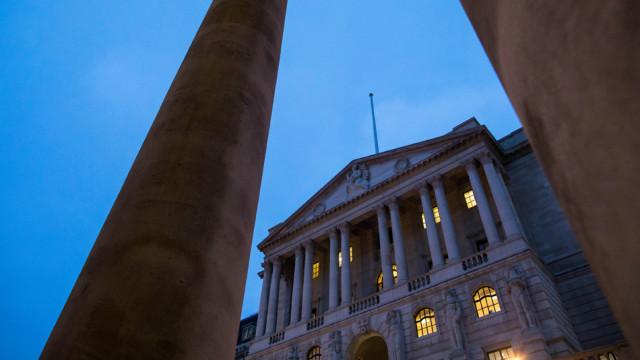 Wegen des EU-Austritts Grossbritanniens herrscht eine grosse Unsicherheit, auch bei der BoE.