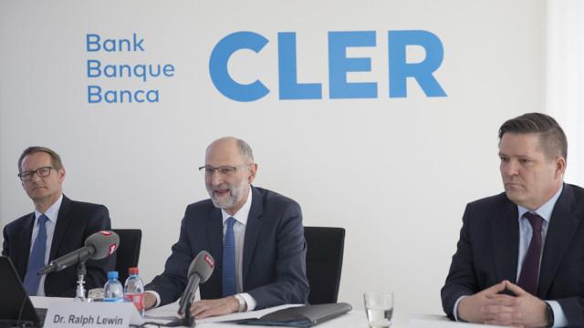 Mit dem Namenwechsel verbunden ist eine Wachstumsstrategie: (v.l.) Hanspeter Ackermann, CEO Bank Coo