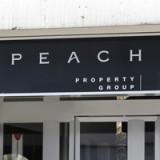 Peach Property kann ernten