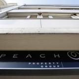 Peach Property verdreifacht Ergebnis