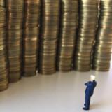 Schweizer Unternehmen schwimmen im Geld
