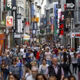 Deutschlands Konsumenten sind in Kauflaune