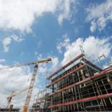 CS sieht dunkle Wolken über Bauwirtschaft aufziehen