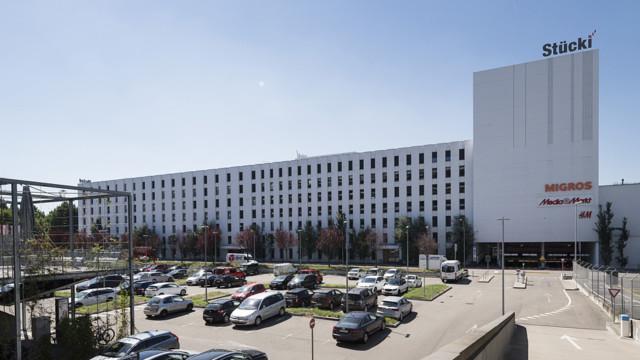 Das Zentrum Stücki in Basel floppte. Nun werden 250 Mio. Fr. in die Transformation investiert.