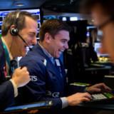 Börsenrekord in Griffweite