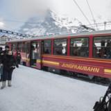 Jungfraubahnen vermelden Besucherrekord