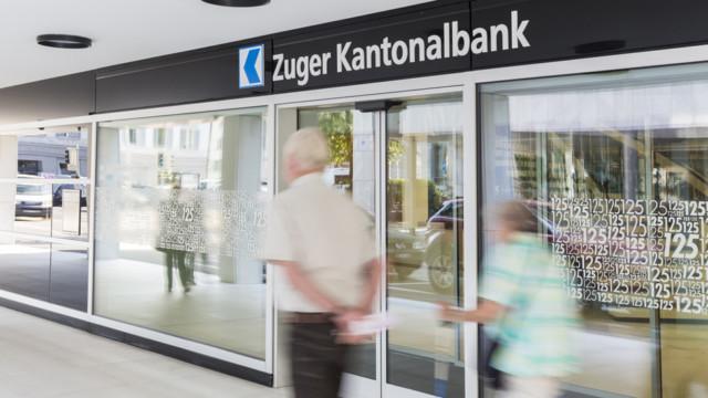 Die Bilanzsumme der Kantonalbank wuchs per Ende 2017 um 1,1% auf 14,6 Mrd. Fr.
