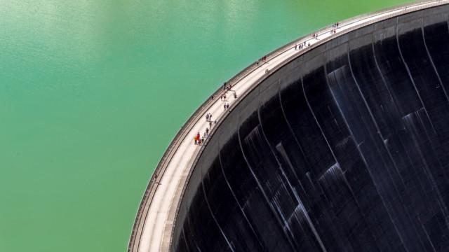 Verteuern sich CO2-Zertifikate, sind Produzenten von Wasserkraft im Vorteil.