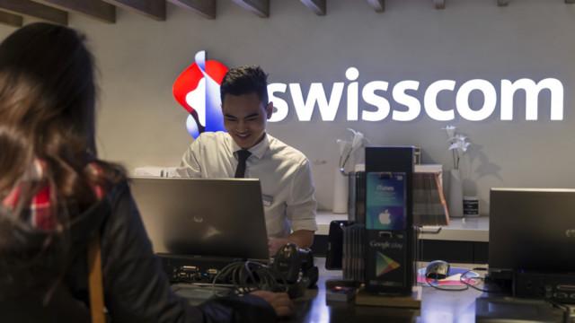 Swisscom stellt beim Erreichen der Ziele eine Dividende von unverändert 22 Fr. je Aktie in Aussicht