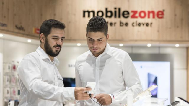 Mobilezone will 2018 den Rekord von 2017 übertreffen.
