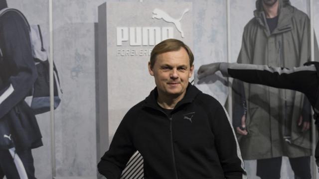 Björn Gulden: «Pumamuss weiter wachsen, wir müssen liefern, was wir versprochen haben.»