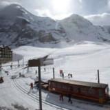 Jungfraubahn mit Rekordergebnis