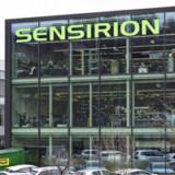 Börsenneuling Sensirion trifft auf hohe Nachfrage