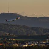 Flughafen Zürich hebt Prognosen an
