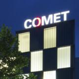 Comet sieht sich nach Rückschlag gut gerüstet