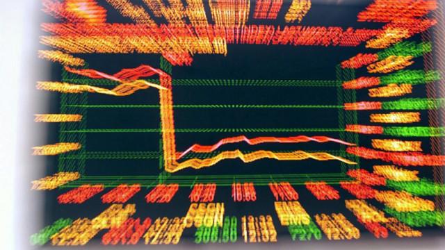 Gleich vier Aktien aus dem Swiss Performance Index verloren am Donnerstag über 10%.