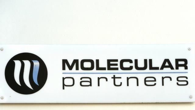 Die Aktien von Molecular Partners wurden gestern vom Handel ausgesetzt.
