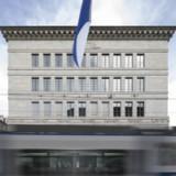 Die EZB bestimmt den Kurs der SNB