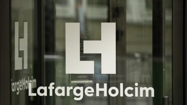 LafargeHolcim hielt an der philippinischen Tochter einen Anteil von 85,7%.