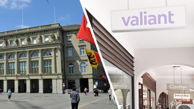Die Berner Kantonalbank (BEKB) und die Regionalbank Valiant veröffentlichten diese Woche ihre Halbj
