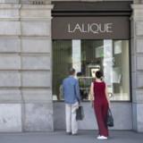 Lalique wartet mit gemischten Zahlen auf