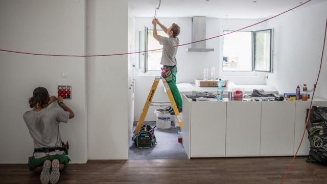 Obwohl die Installateure mehr als genug Arbeit haben, herrscht ein harter Preiskampf.