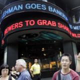 Der Stresstest nach Lehman steht erst bevor