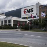 Ems-Chemie warnt vor Rohstoffengpässen
