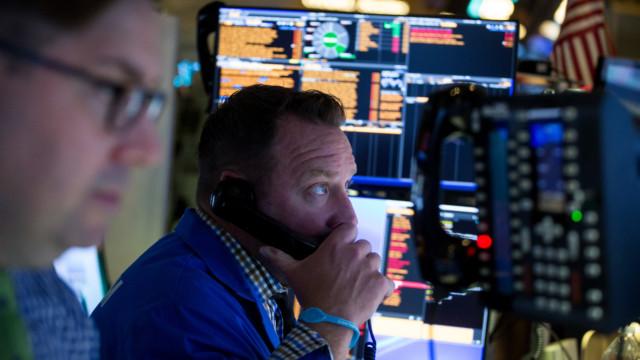 Die Nervosität steigt: Aktienhändler an der New York Stock Exchange.