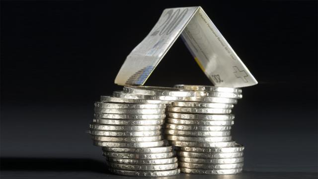 Der monatliche Pensions-Kassen-Sturz der «Finanz und Wirtschaft».