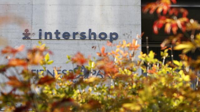 Sitz der Intershop Holding in Zürich.