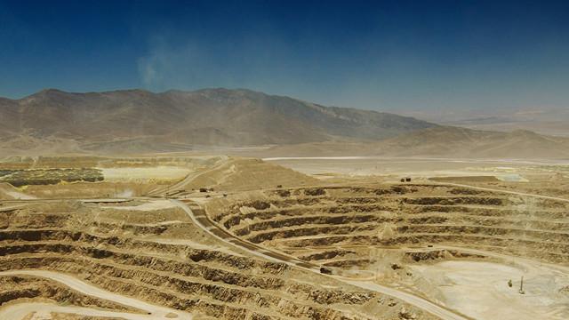 Glencore sieht sich auch beim Wandel zu einer Wirtschaft mit einem geringeren Verbrauch an fossilen