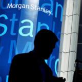 Morgan Stanley spürt Finanzmarktturbulenzen