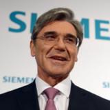 Siemens-Chef glaubt nicht mehr an Zug-Fusion