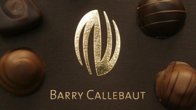 Vor einem Jahr hatte Barry Callebaut noch ein starkes Volumenwachstum von 8% gezeigt.